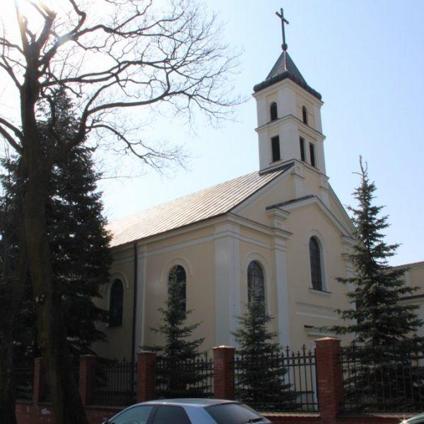 Kosciol Benedyktynek